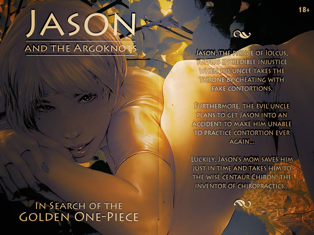 Jason and the Golden One-Piece by Yuni