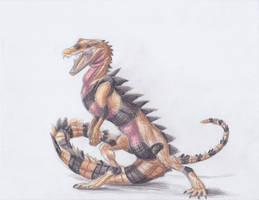 December 5th 2012: Krokorok by UltimateSassMaster