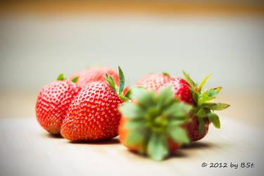 Strawberrys #1 by bjoernst