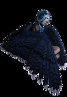 blu angel 03 by Umrae-Thara
