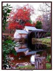 Mabry Mill by yodadude