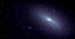 M31 - Andromeda Galaxy 2017 by moodbringer
