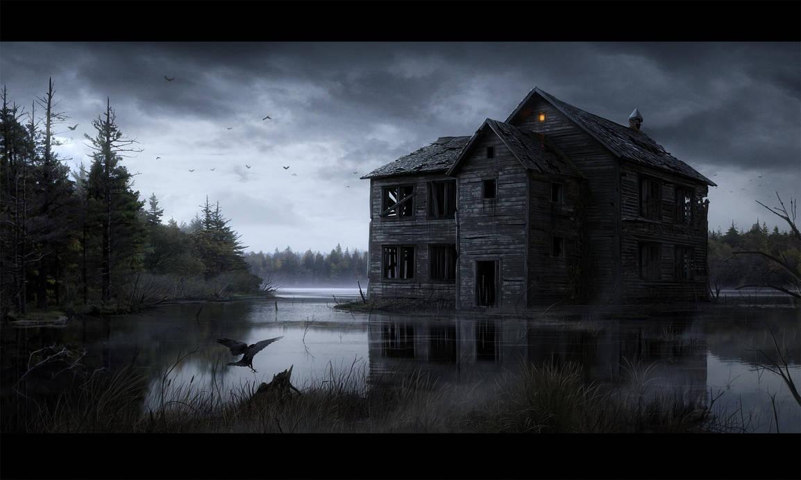 Haunted by jamajurabaev