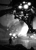 Alien planet by jamajurabaev
