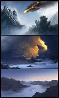 Dragon story by jamajurabaev
