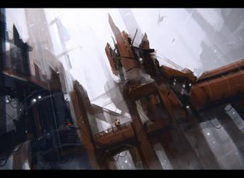 Industrial by jamajurabaev