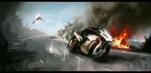 The chase by jamajurabaev