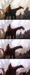 The journey Process by jamajurabaev