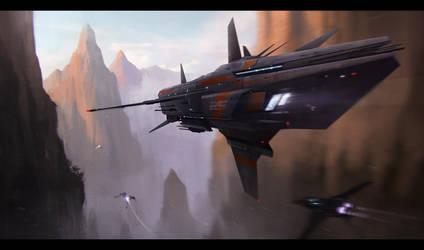 The flight Step2 by jamajurabaev