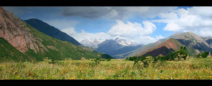 Tajikistan by jamajurabaev