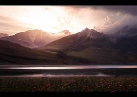 Valley by jamajurabaev