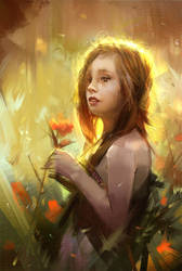 Sunny day by jamajurabaev
