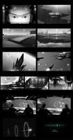 Dreamscape Storyboard I by jamajurabaev