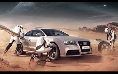 Audi Mars by jamajurabaev