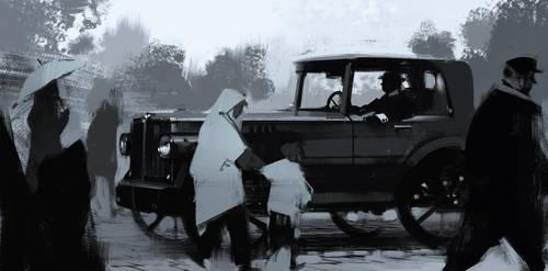 The car by jamajurabaev