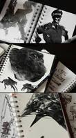 Digital ink brushes by jamajurabaev