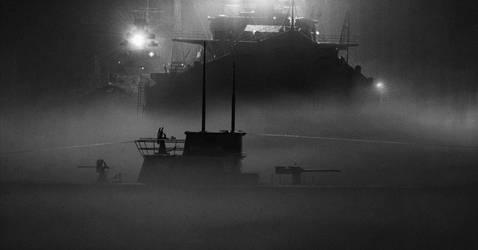 Lost submarine2 by jamajurabaev
