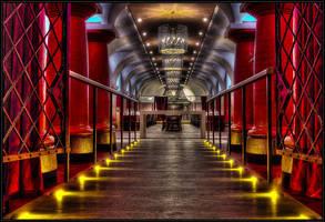 Hamburg Undergrounds Ratshaus by balduris