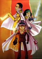 3 Admirals by Isara-La