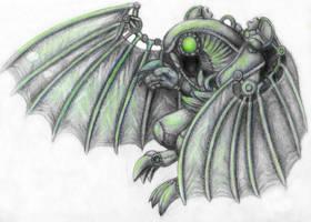 Songbird - Bioshock Infinite by Pickledsuicune