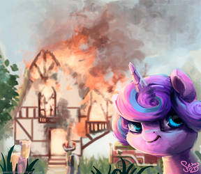 Disaster Foal by Nemo2D