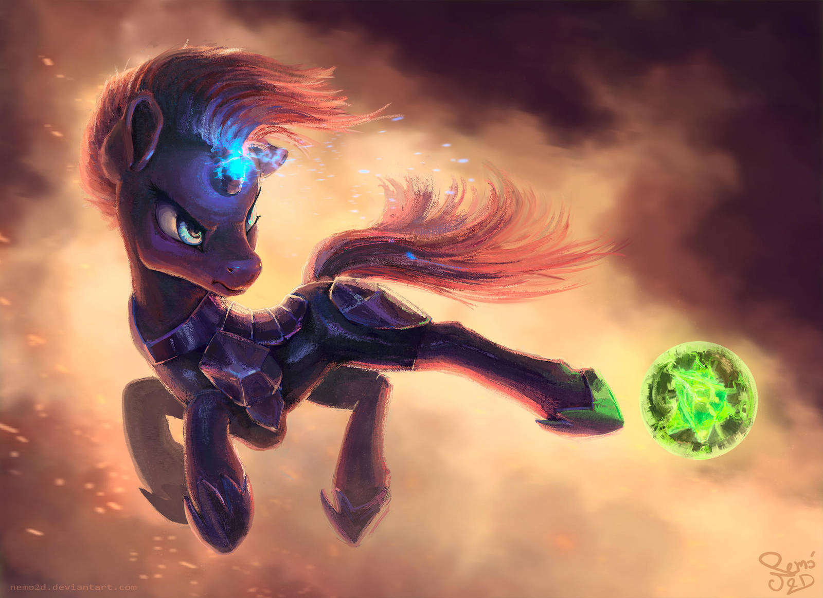 Tempest Shadow by Nemo2D
