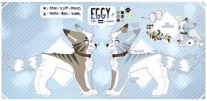 Eggy | Ref 2018 by kettukuu