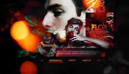 F L O R by Starsofneonlights