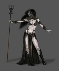 Dark Elf - Warhammer Age of Reckoning by IvonaVasileva