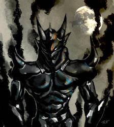 The Dark Knight by Takun32