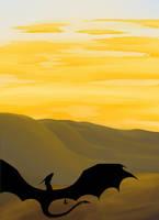 Speedpaint - Sundown Watch by Ferania