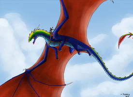 Up In The Sky by Ferania