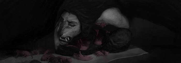 dead kittens by REYKAT