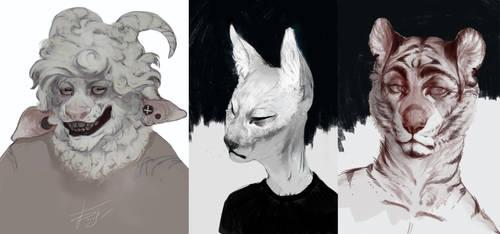 sketchheadshots12 by REYKAT