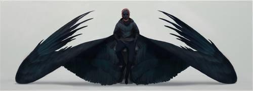MelancholyAlbatross by REYKAT
