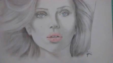 Scarlett Johansson by Joker64