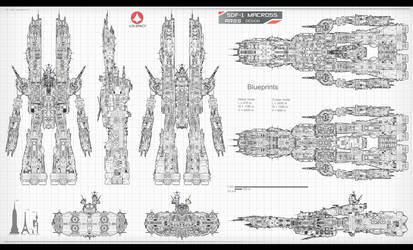 SDF-1 Ares-19 by Yann-S