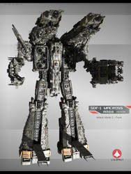 SDF-1 Ares-14 by Yann-S