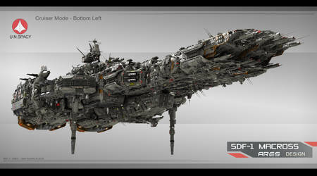 SDF-1 Ares-04 by Yann-S
