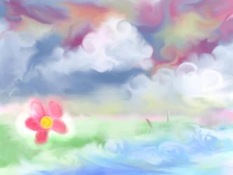 flower by Mavido