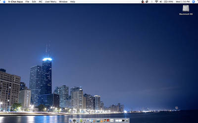 Macintosh HD by maschinetheist