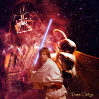 Star Wars - I Have You Now by Lee-Outlander