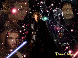 Tragedy Of Anakin Skywalker by Lee-Outlander