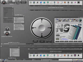 My VOX Desktop by vectornut