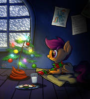 The little things that Counts by JessieDrawz