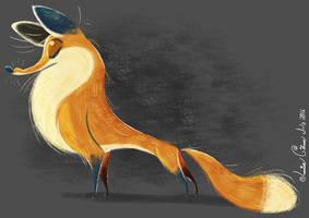 Foxy by JessieDrawz
