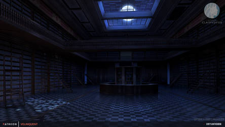 Abandoned archive NV by VelinquenT