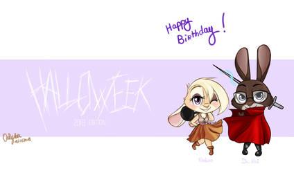 Happy Birthday Ned !! by OceRydia