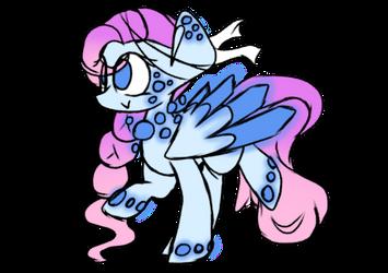  OTA  Luminous Cluster Pony [CLOSED] by sugashx
