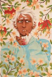 Apple Blossom by sugartart